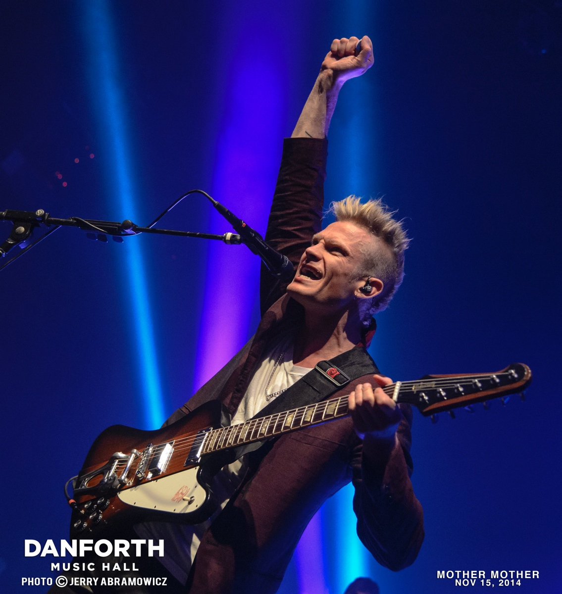 20141115 Mother Mother at The Danforth Music Hall-243