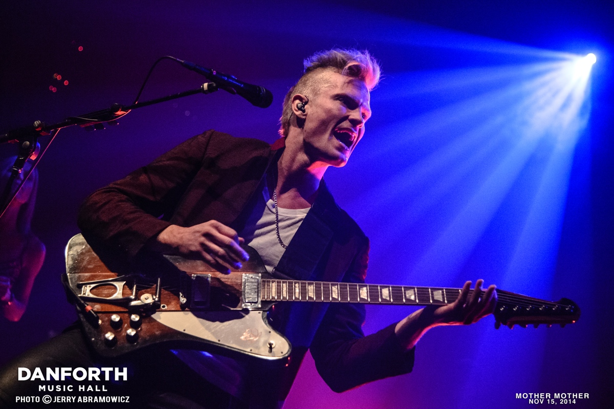 20141115 Mother Mother at The Danforth Music Hall-431