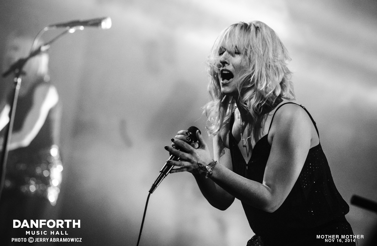 20141116 Mother Mother at The Danforth Music Hall-1265