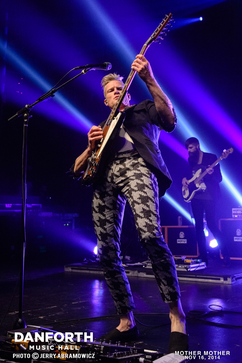 20141116 Mother Mother at The Danforth Music Hall-133