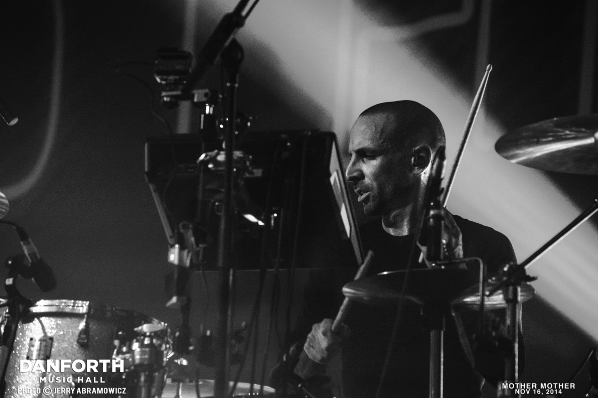 20141116 Mother Mother at The Danforth Music Hall-1419