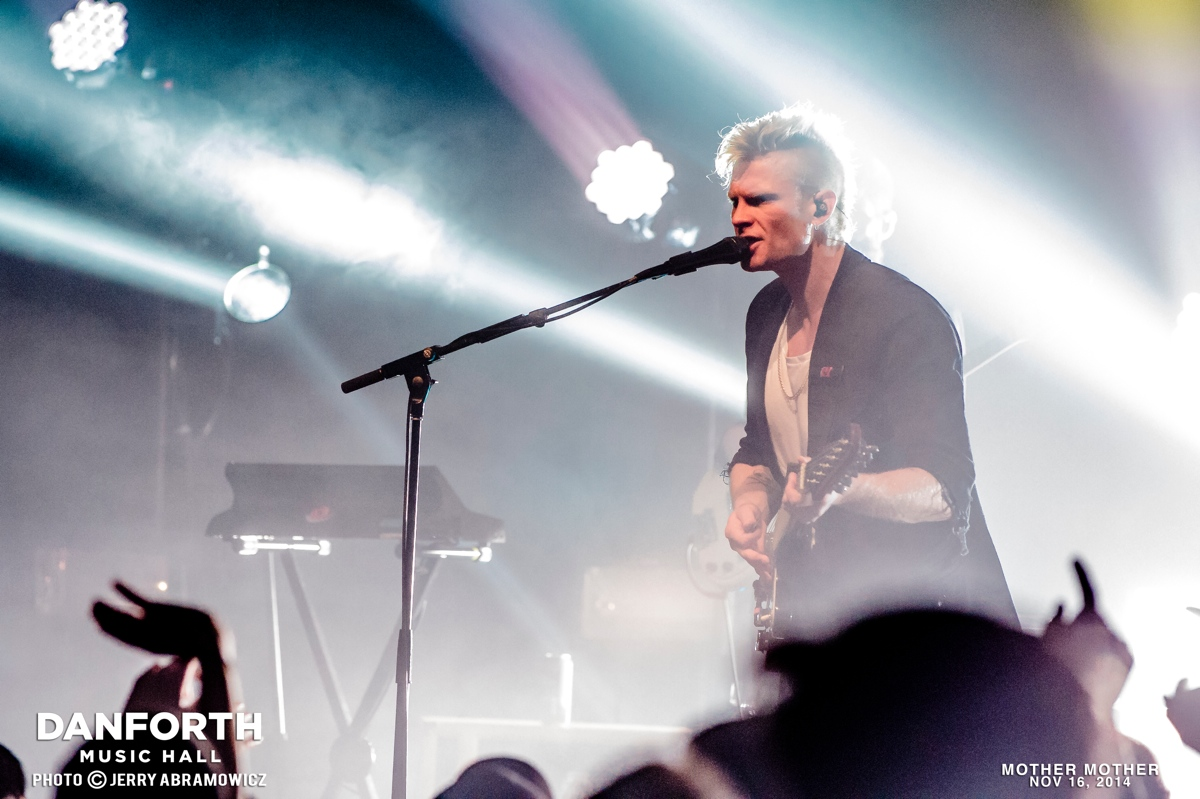 20141116 Mother Mother at The Danforth Music Hall-1570