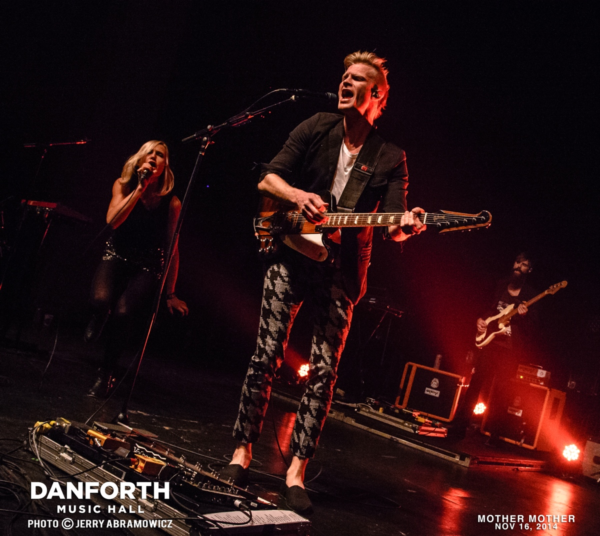 20141116 Mother Mother at The Danforth Music Hall-351