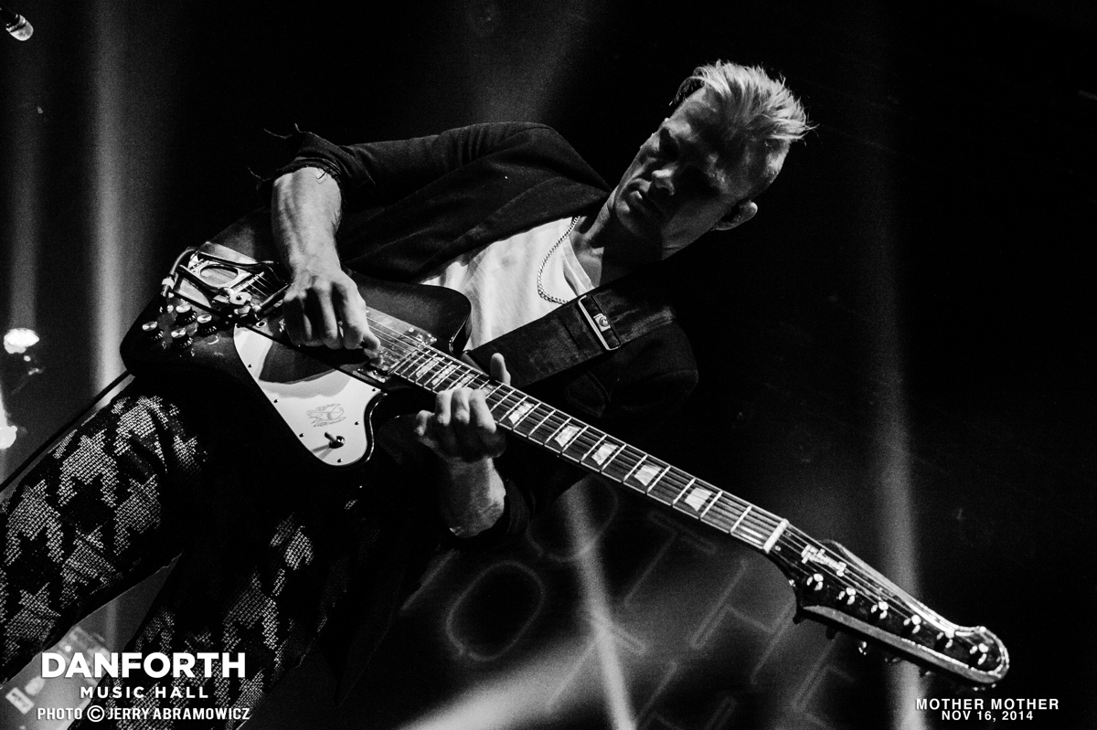 20141116 Mother Mother at The Danforth Music Hall-393
