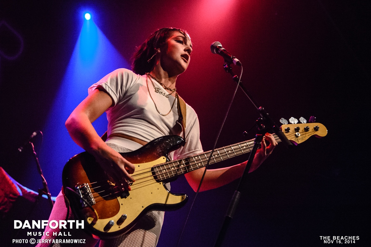 20141116 The Beaches at The Danforth Music Hall-354