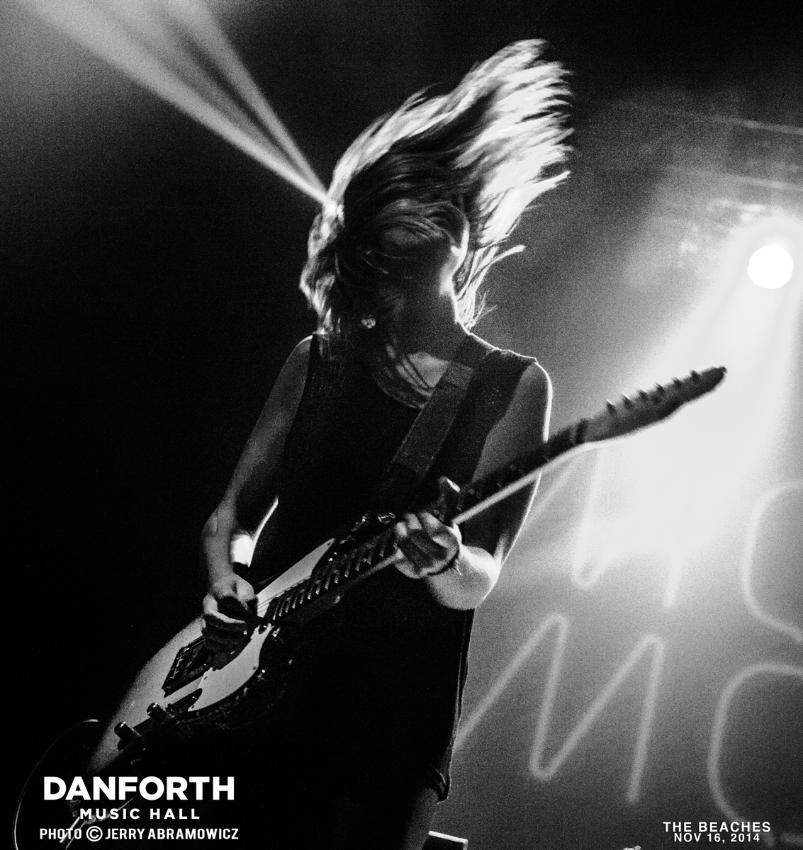 20141116 The Beaches at The Danforth Music Hall-545