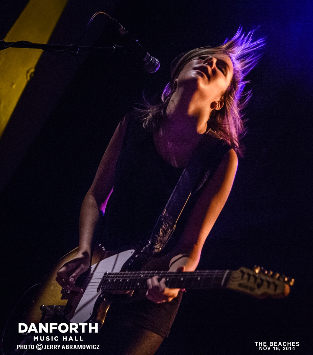 20141116 The Beaches at The Danforth Music Hall-788
