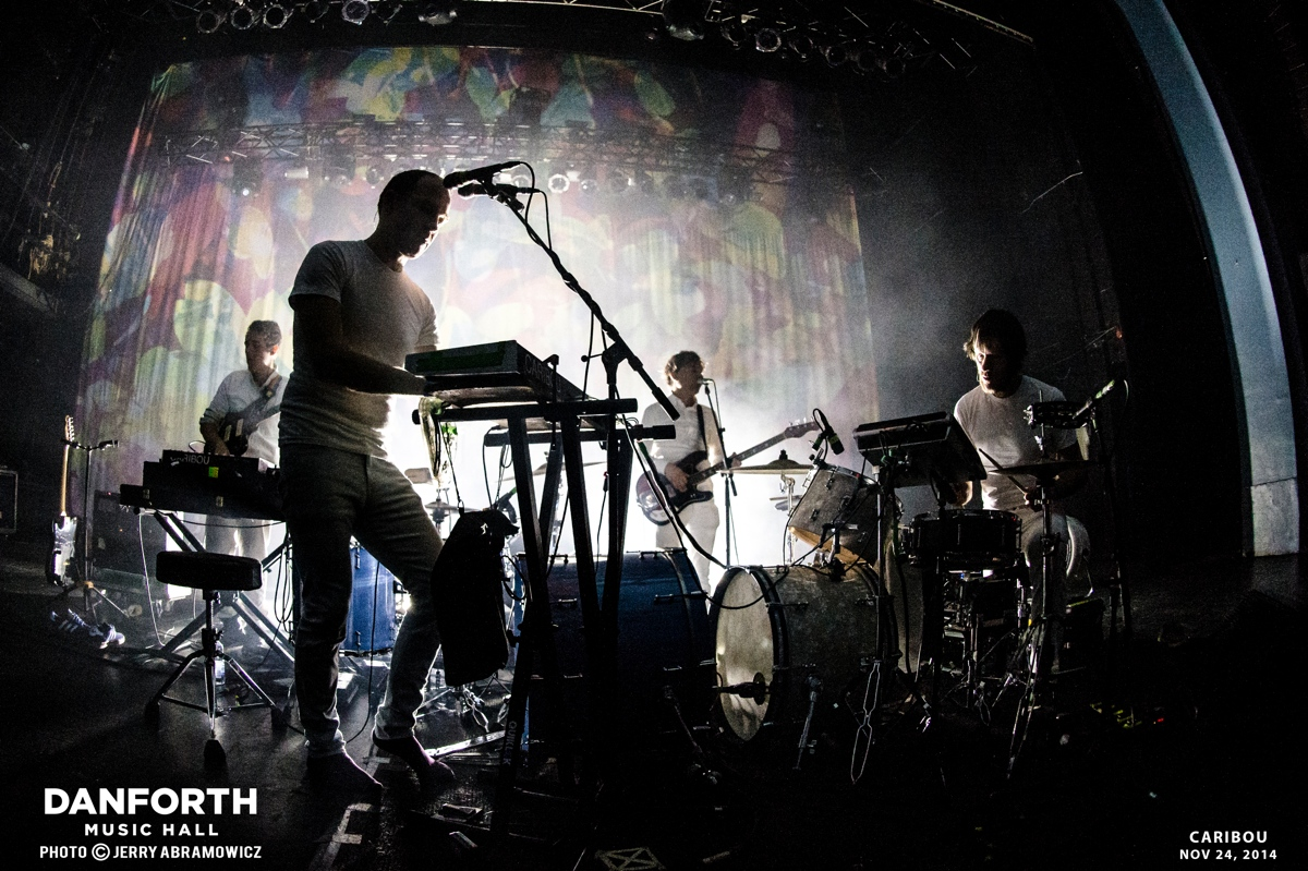 20141124 Caribou at The Danforth Music Hall-187