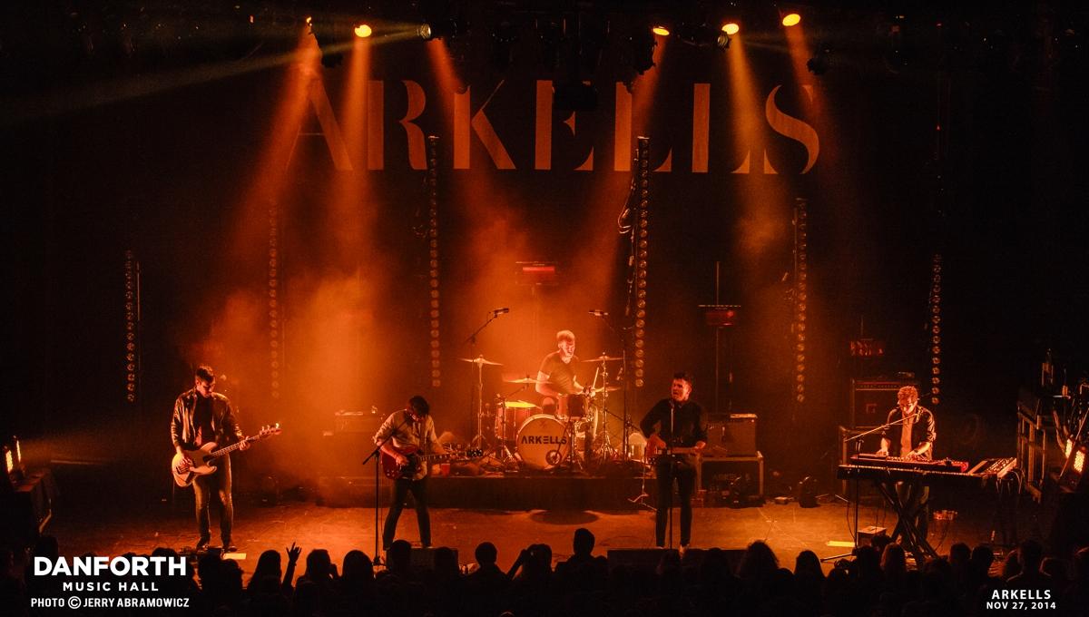20141127 Arkells at The Danforth Music Hall-616