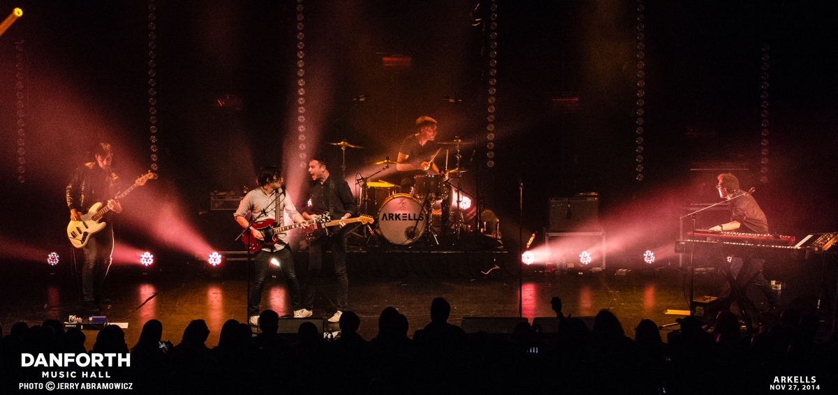 20141127 Arkells at The Danforth Music Hall-703