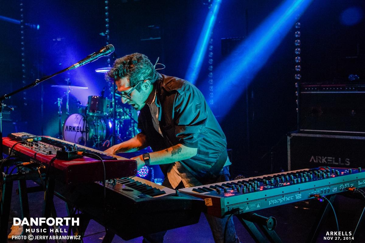 20141127 Arkells at The Danforth Music Hall-74