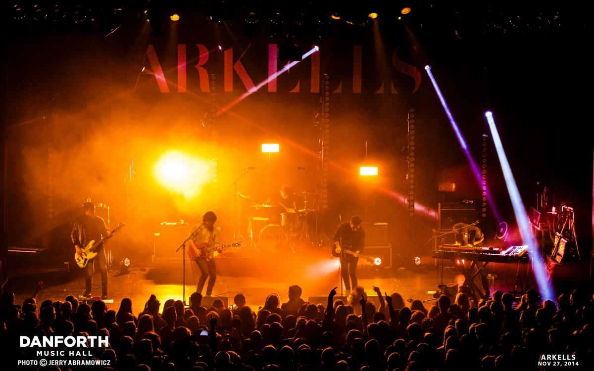 20141127 Arkells at The Danforth Music Hall-741
