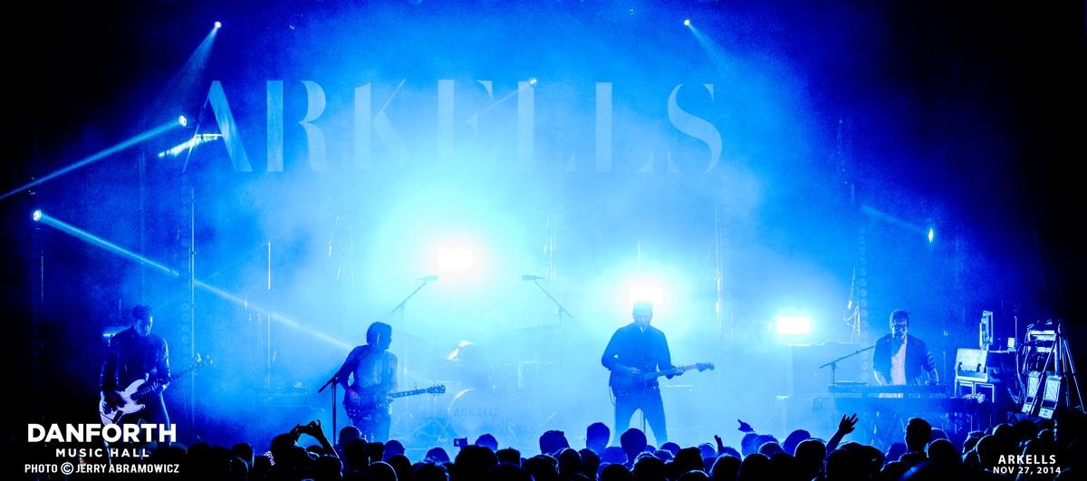 20141127 Arkells at The Danforth Music Hall-975