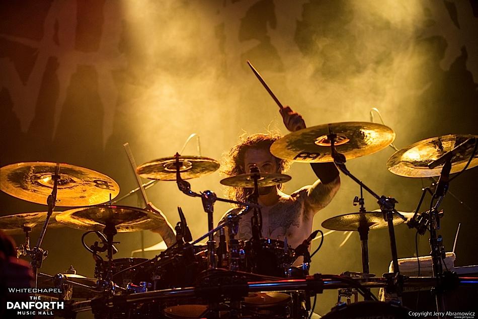 20130206 Whitechapel at The Danforth Music Hall Toronto 0311 copy