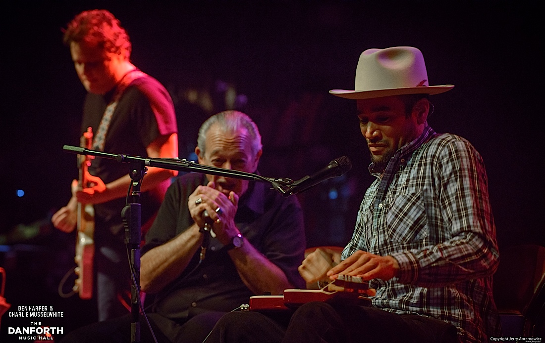 20130301 Ben Harper and Charlie Musselwhite at The Danforth Music Hall Toronto 0074