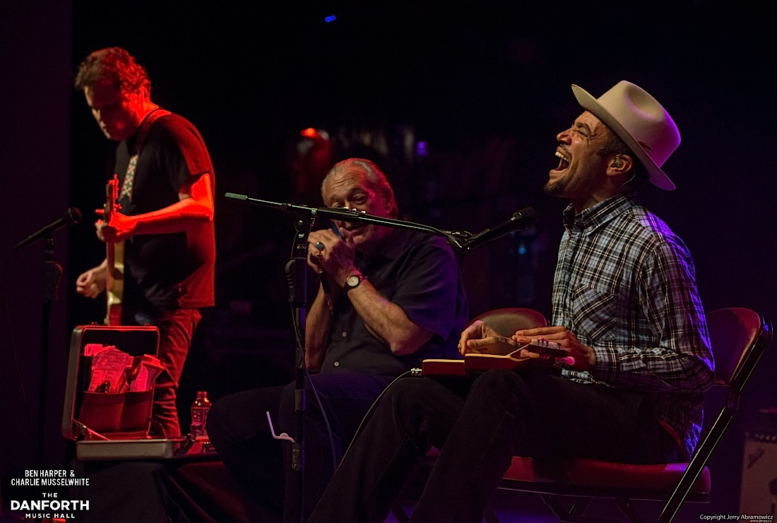 20130301 Ben Harper and Charlie Musselwhite at The Danforth Music Hall Toronto 0081