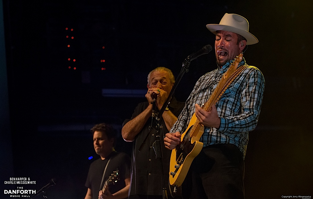 20130301 Ben Harper and Charlie Musselwhite at The Danforth Music Hall Toronto 0276