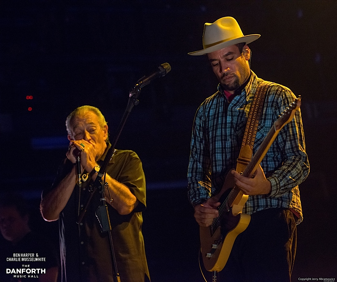 20130301 Ben Harper and Charlie Musselwhite at The Danforth Music Hall Toronto 0316