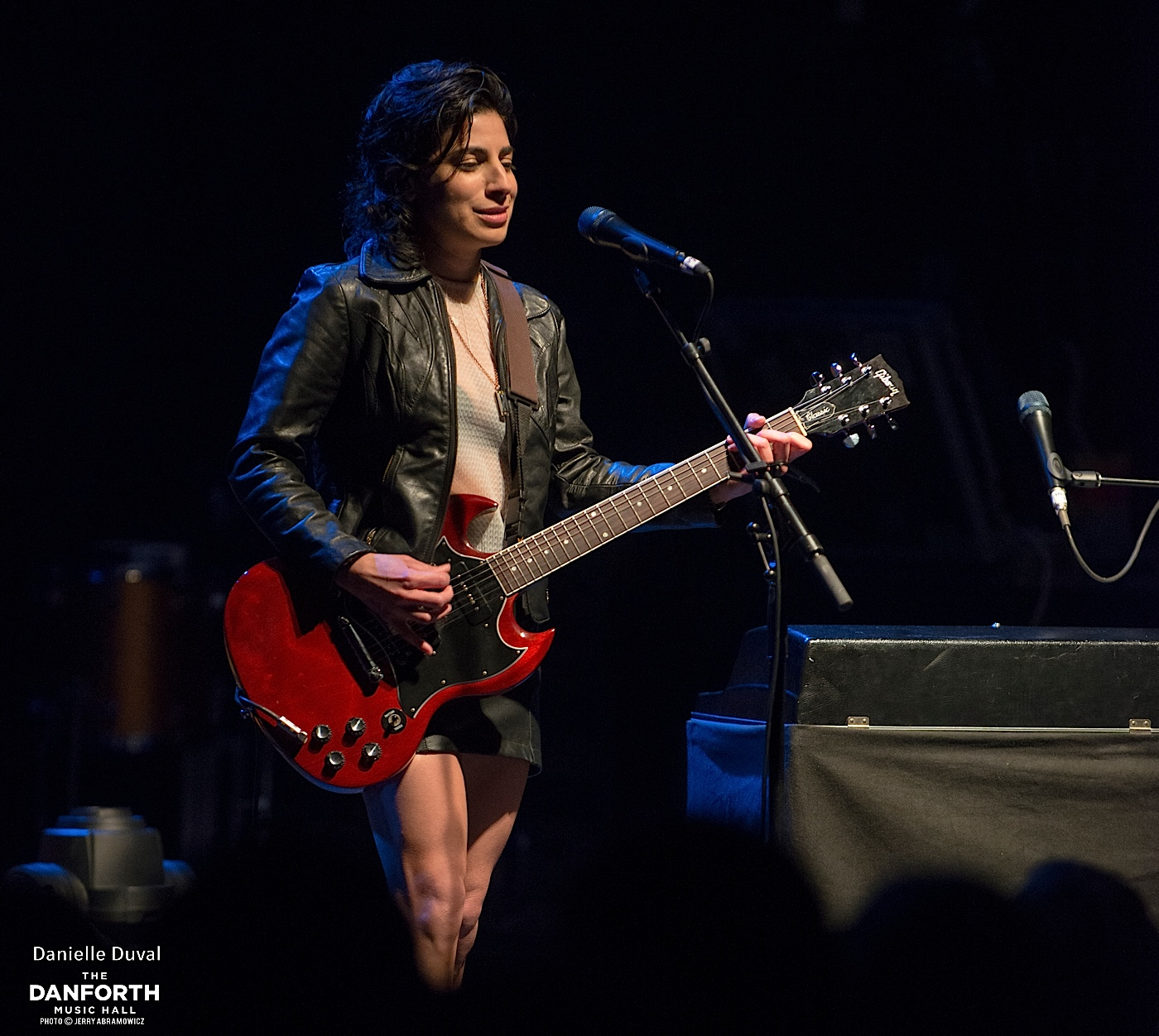 DANIELLE DUVAL opens for Serena Ryder at The Danforth Music Hall.