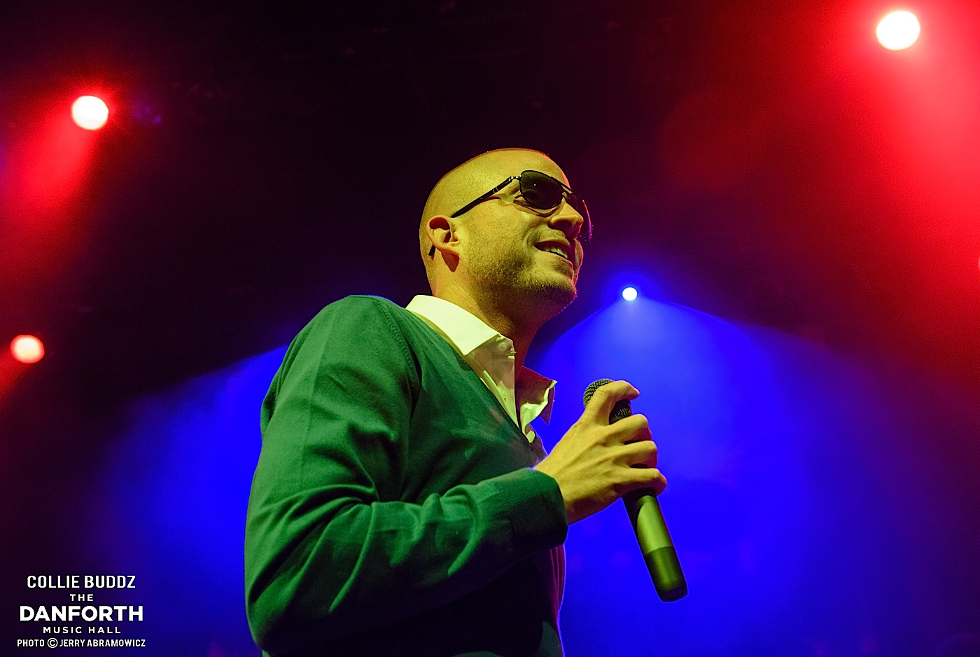 COLLIE BUDDZ performs at The Danforth Music Hall.