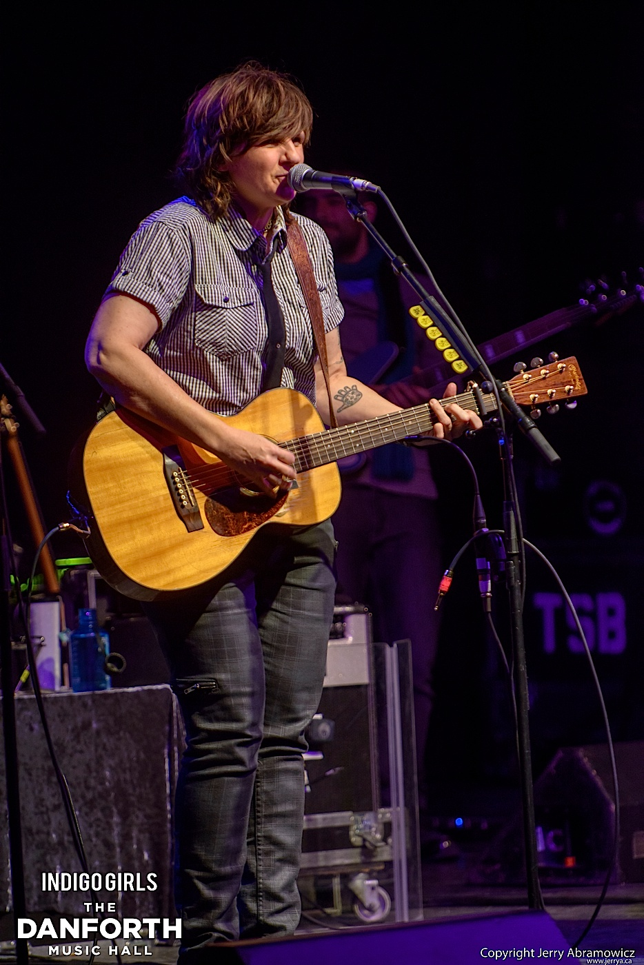 Indigo Girls play to a packed house at The Danforth Music Hall