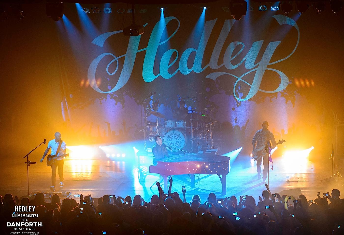 20130322 Hedley at The Danforth Music Hall Toronto 0130