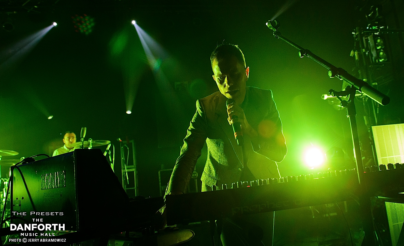 20130510 The Presets perform at The Danforth Music Hall Toronto 0078