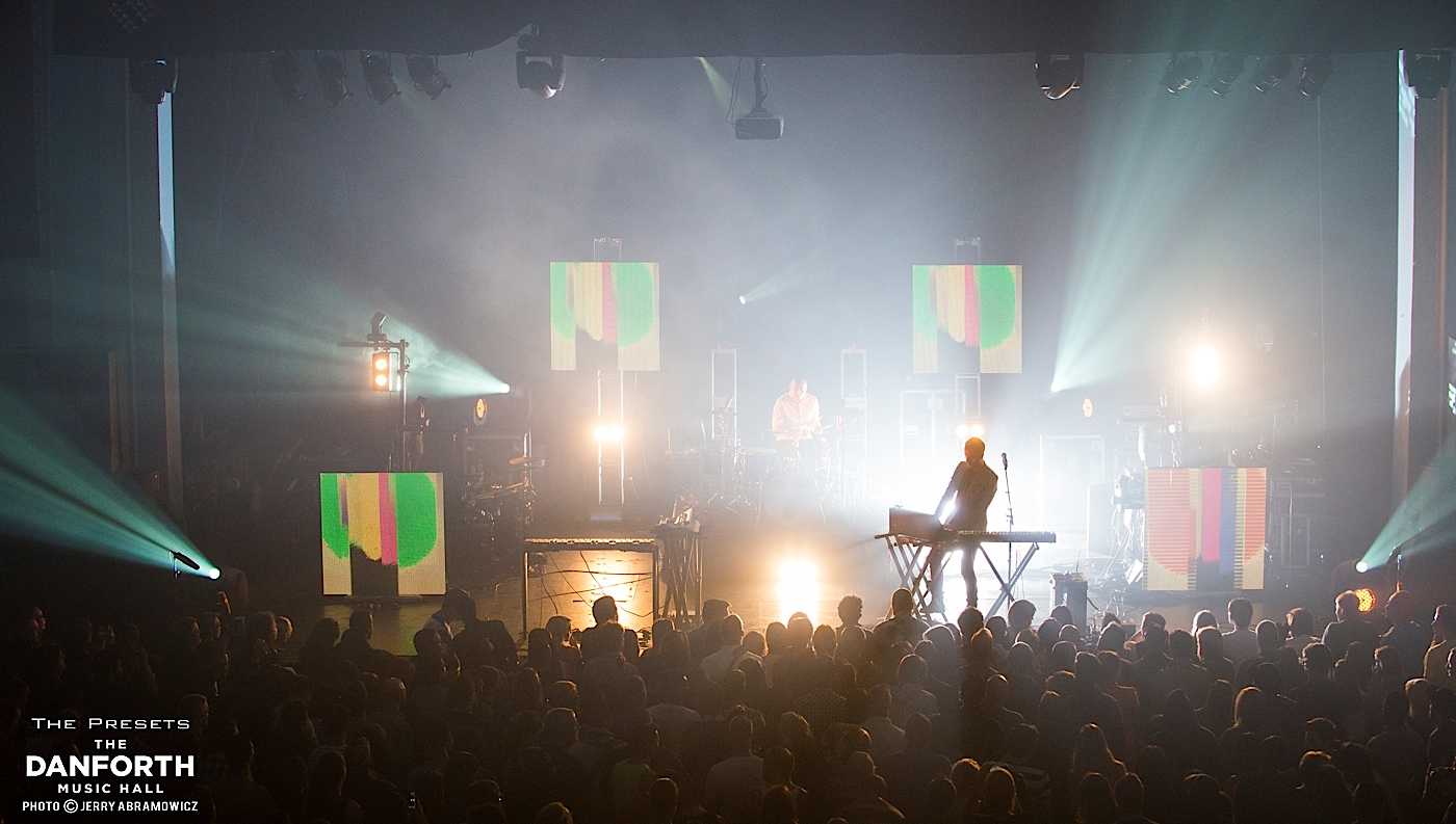 20130510 The Presets perform at The Danforth Music Hall Toronto 0660