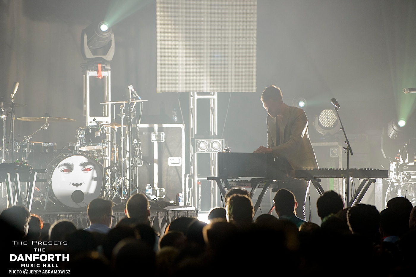 20130510 The Presets perform at The Danforth Music Hall Toronto 0787