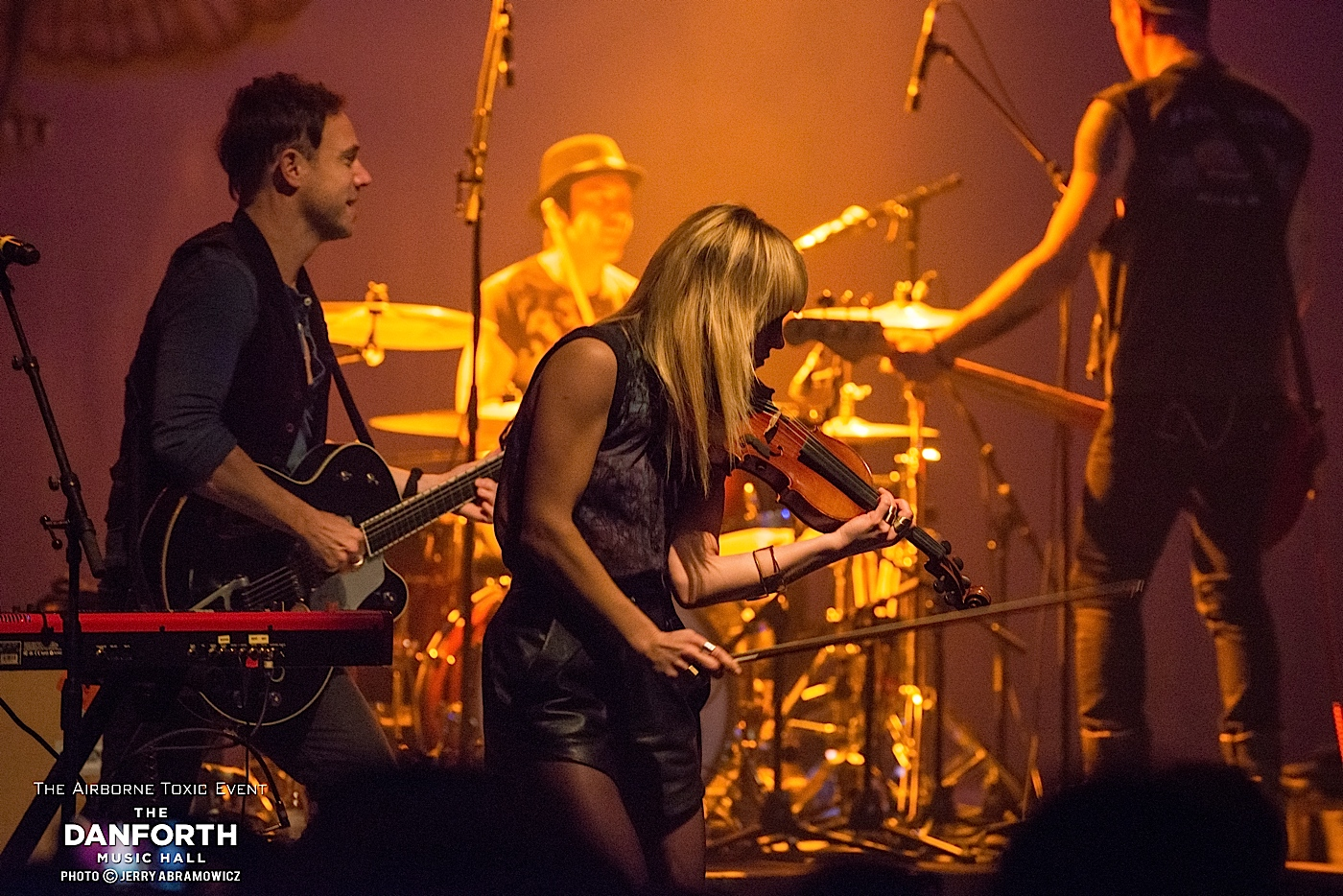 20130514 The Airborne Toxic Event performs at The Danforth Music Hall Toronto 0032