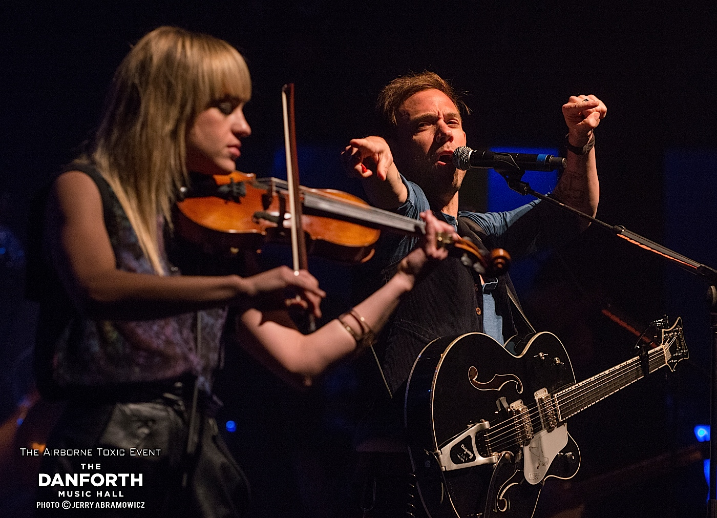 20130514 The Airborne Toxic Event performs at The Danforth Music Hall Toronto 0066