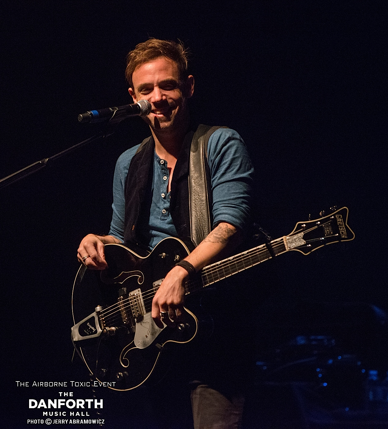 20130514 The Airborne Toxic Event performs at The Danforth Music Hall Toronto 0143