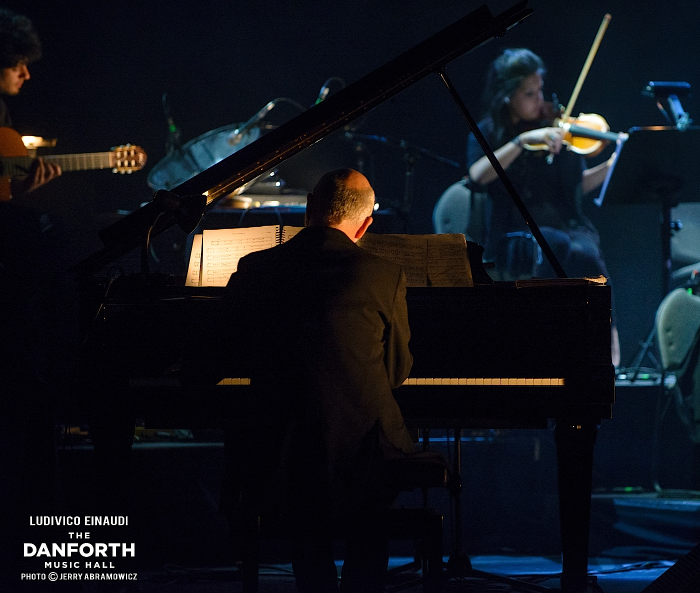 20130517 Ludivico Einaudi performs at The Danforth Music Hall Toronto 0114
