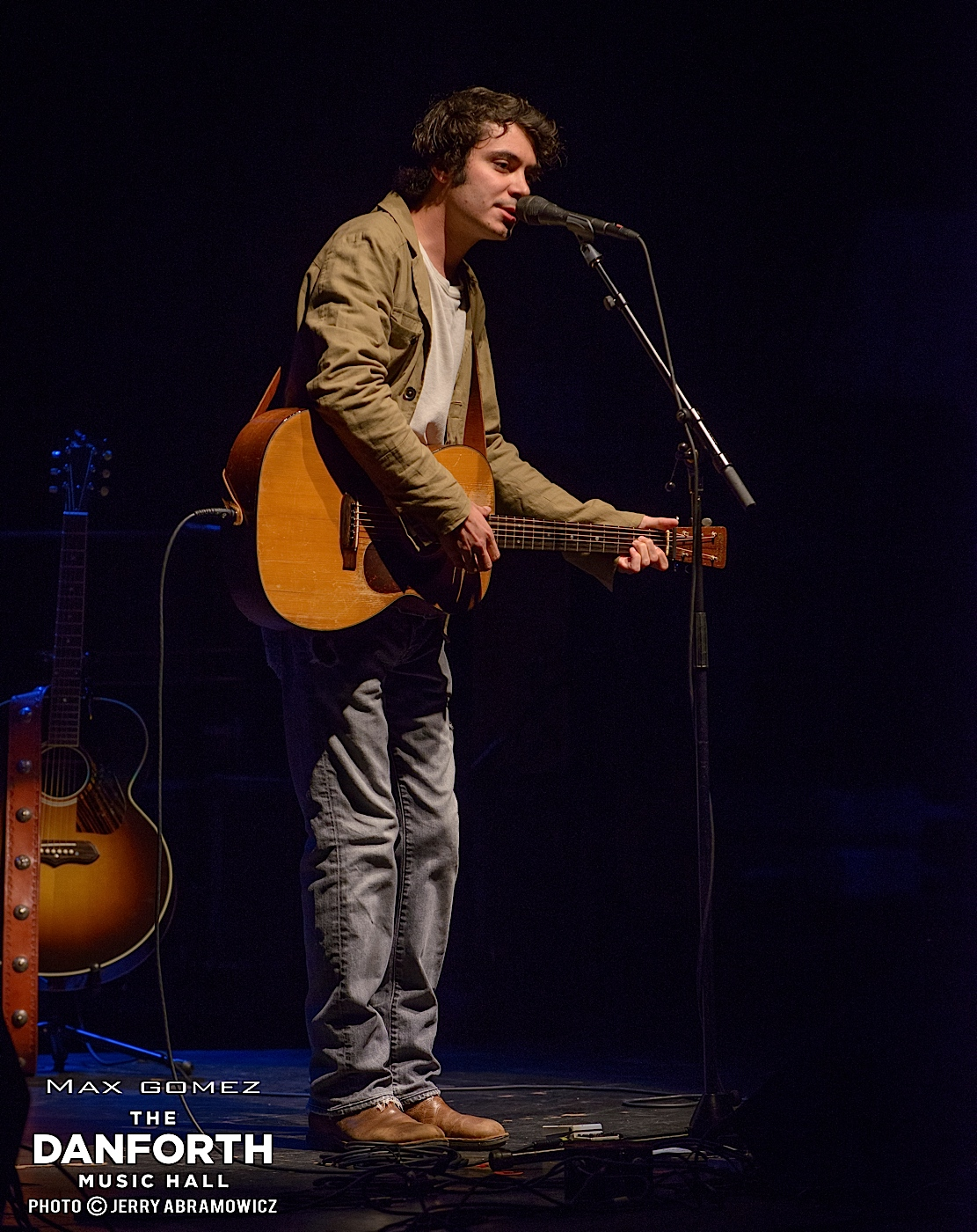 20130611 Max Gomez performs at The Danforth Music Hall Toronto 0003
