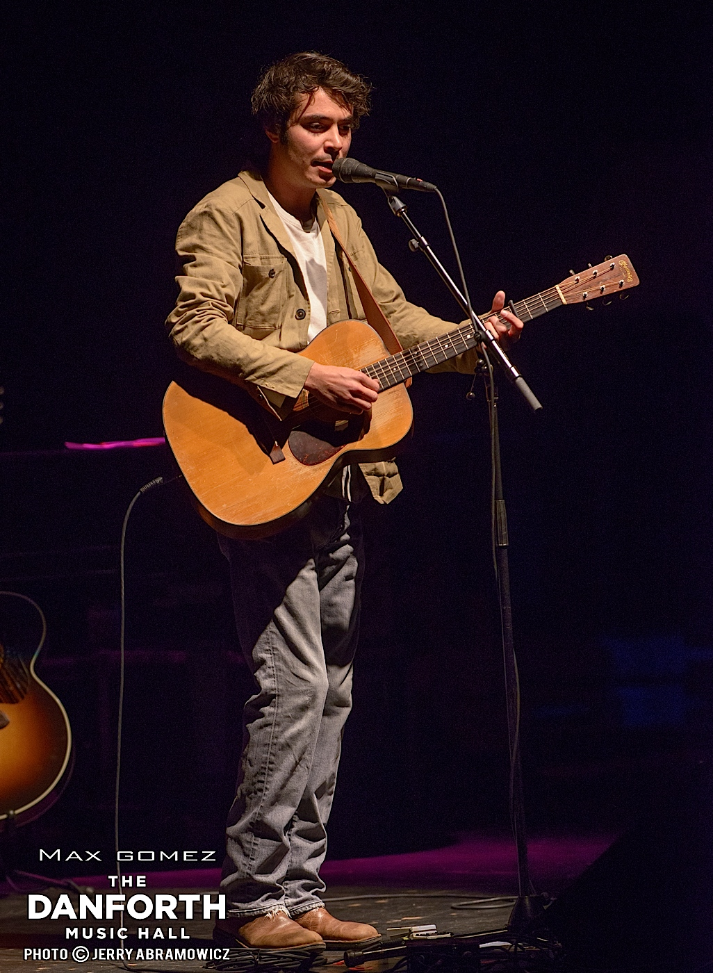 20130611 Max Gomez performs at The Danforth Music Hall Toronto 0037