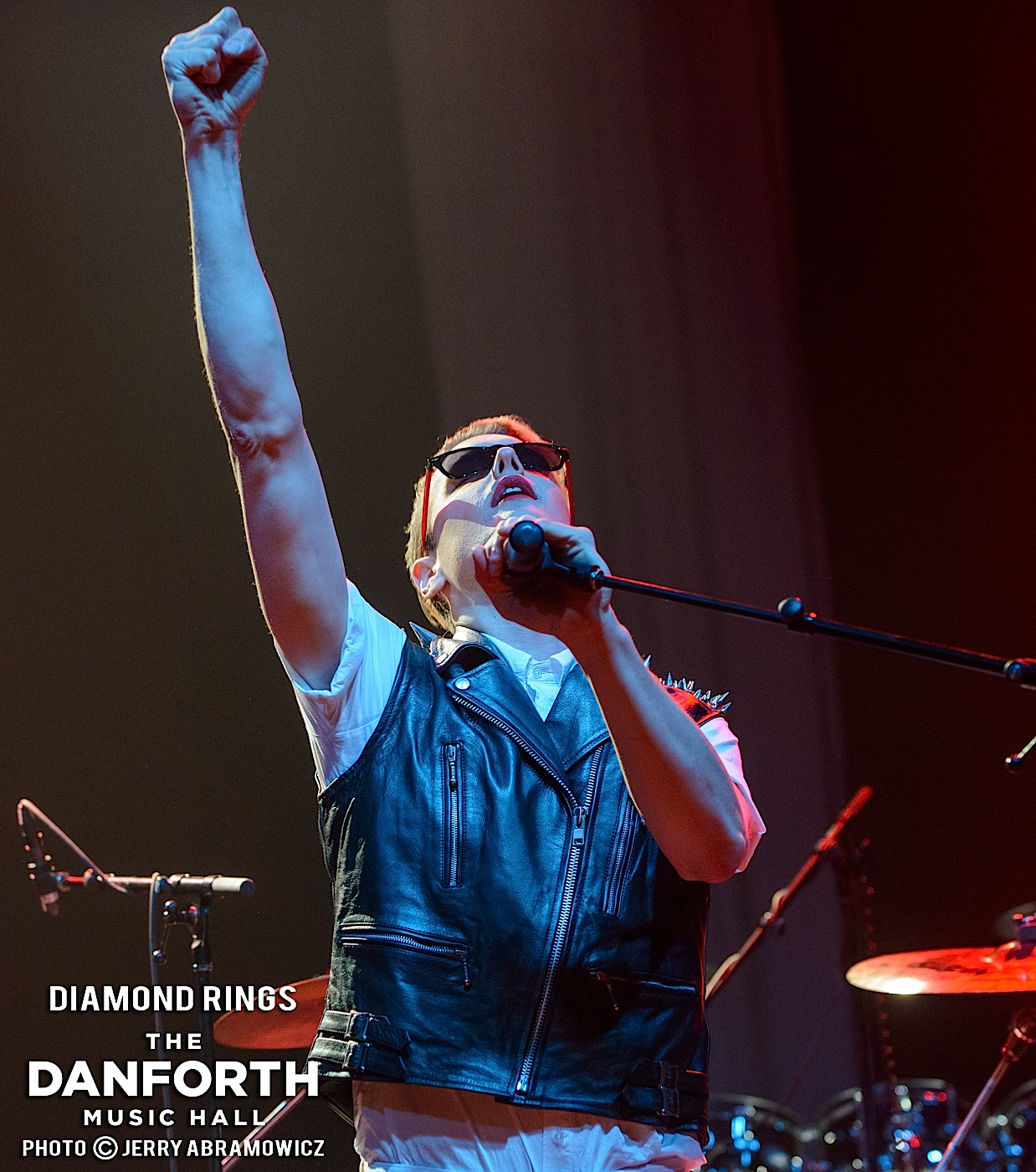 20130711 Diamond Rings at The Danforth Music Hall 0092