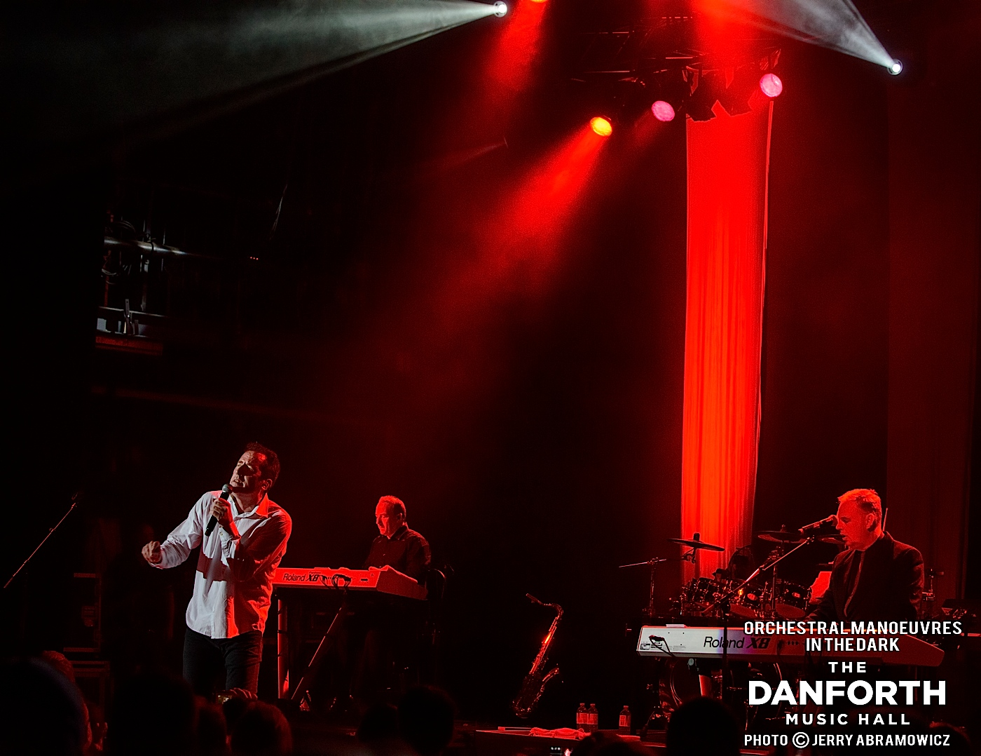 20130711 Orchestral Manoeuvres in the Dark at The Danforth Music Hall 0212