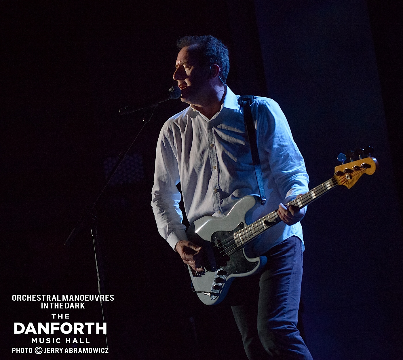 20130711 Orchestral Manoeuvres in the Dark at The Danforth Music Hall 0242