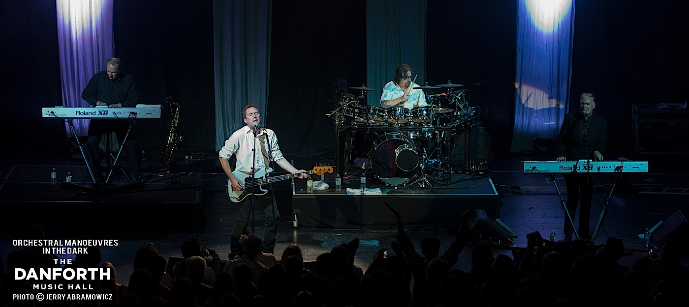 20130711 Orchestral Manoeuvres in the Dark at The Danforth Music Hall 0336