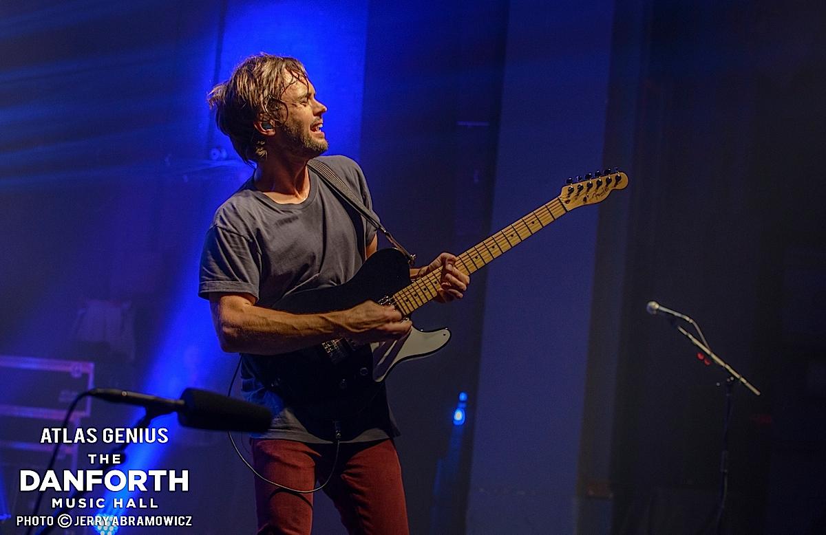 20131004 Atlas Genius at The Danforth Music Hall Toronto 0767