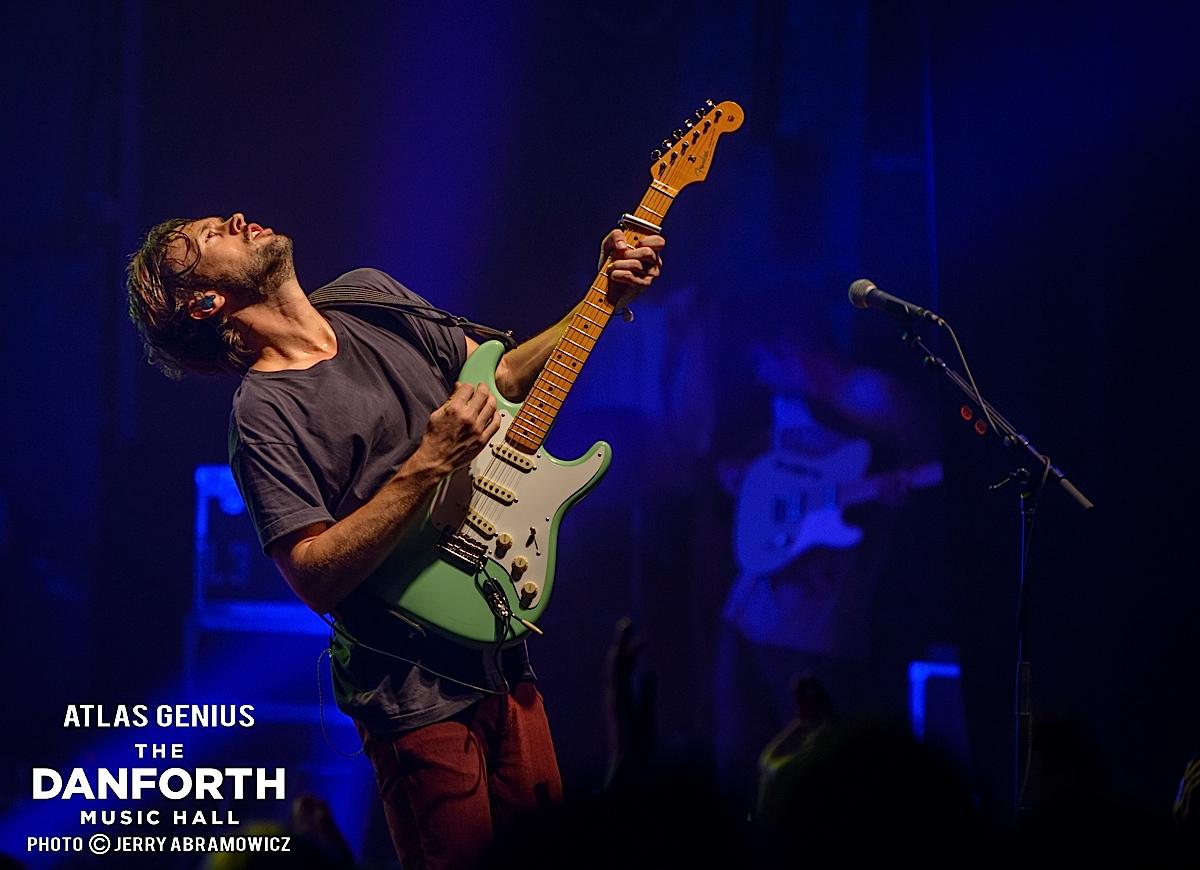 20131004 Atlas Genius at The Danforth Music Hall Toronto 0810