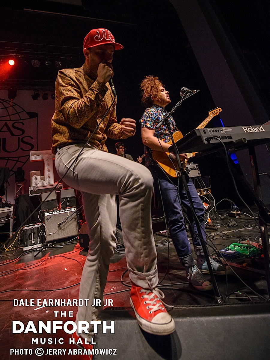 20131004 Dale Earnhardt Jr Jr at The Danforth Music Hall Toronto 0071