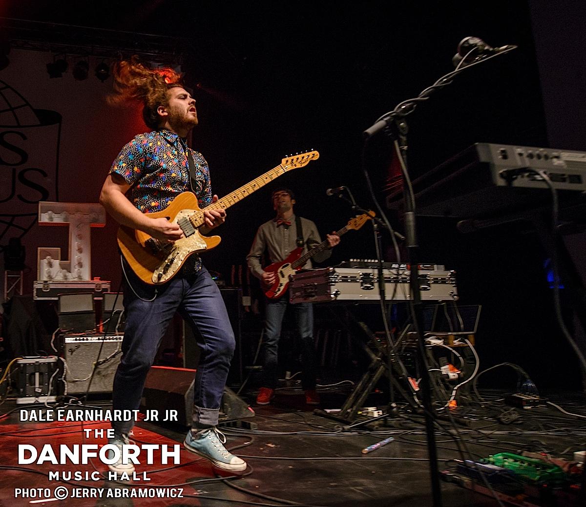 20131004 Dale Earnhardt Jr Jr at The Danforth Music Hall Toronto 0094