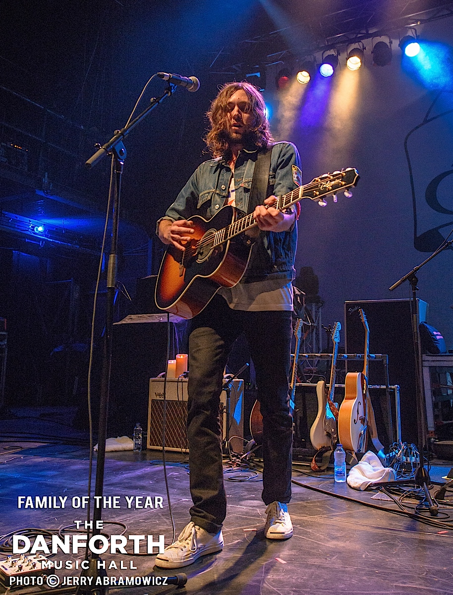 20131004 Family of the Year at The Danforth Music Hall Toronto 0067
