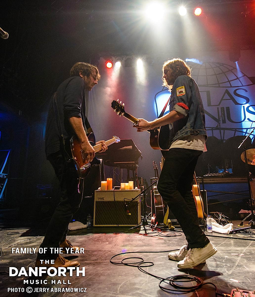 20131004 Family of the Year at The Danforth Music Hall Toronto 0142