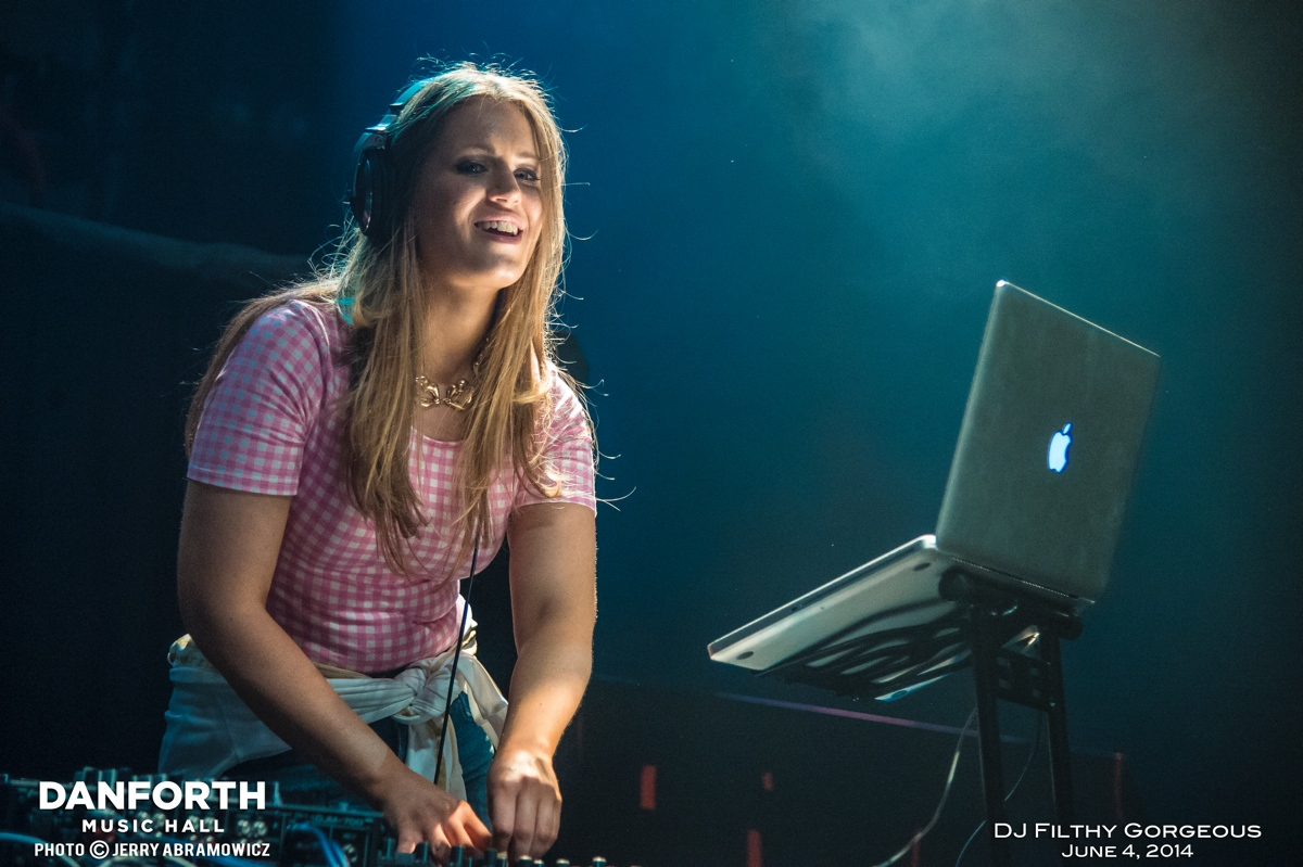 20140604 DJ Filthy Gorgeous at The Danforth Music Hall-16