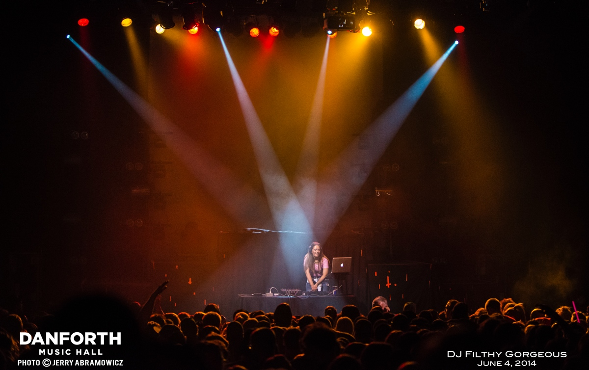 20140604 DJ Filthy Gorgeous at The Danforth Music Hall-478