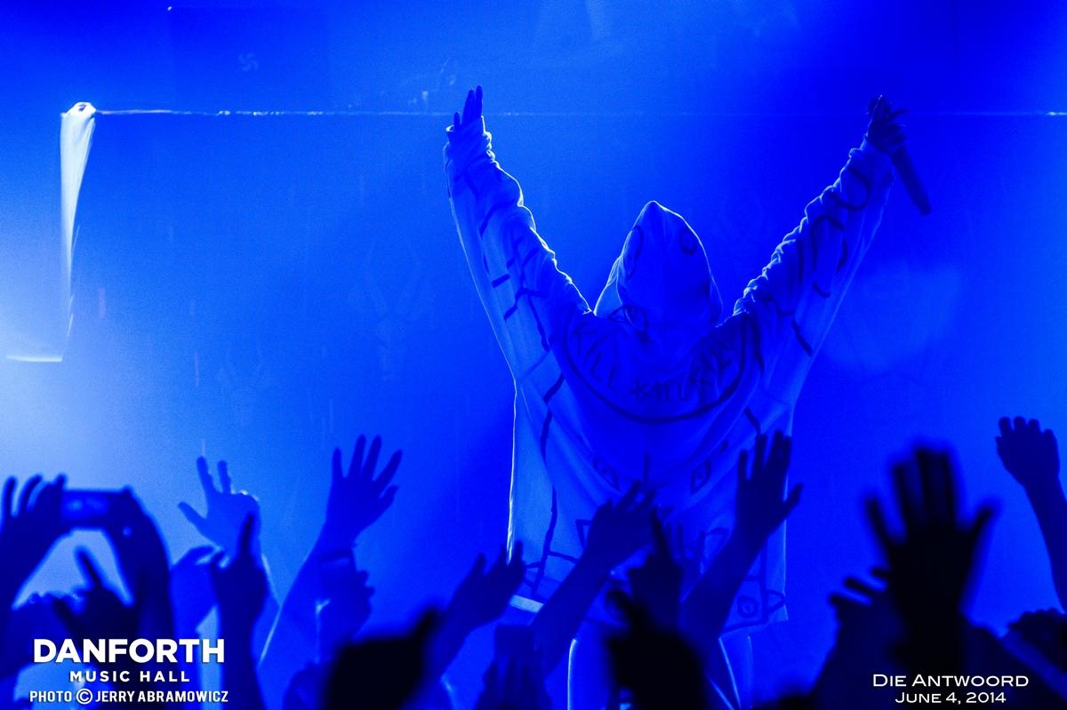 20140604 Die Antwoord at The Danforth Music Hall-1140