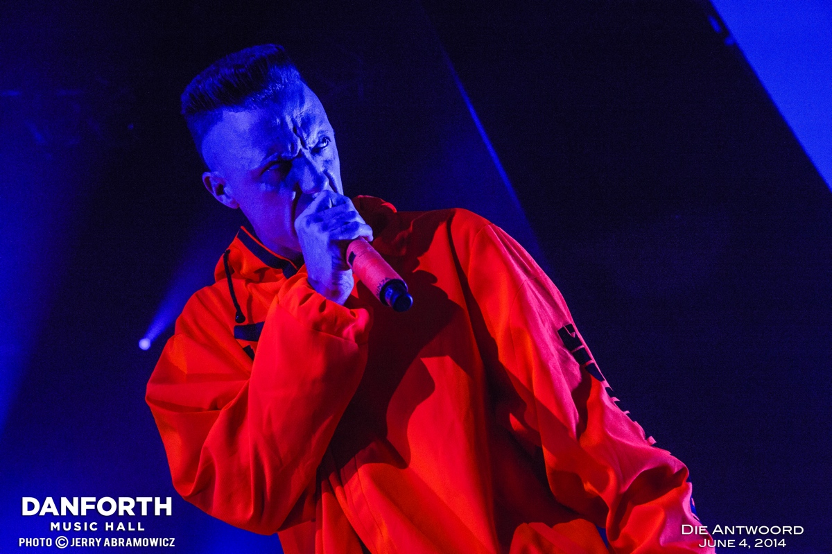 20140604 Die Antwoord at The Danforth Music Hall-127