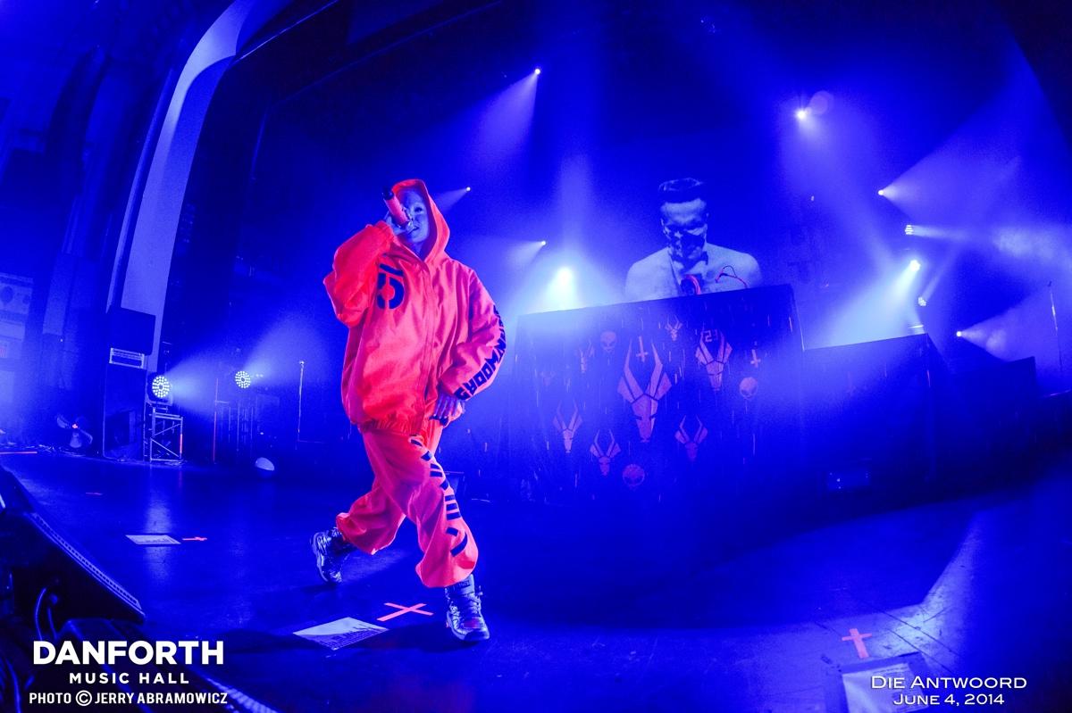 20140604 Die Antwoord at The Danforth Music Hall-1378